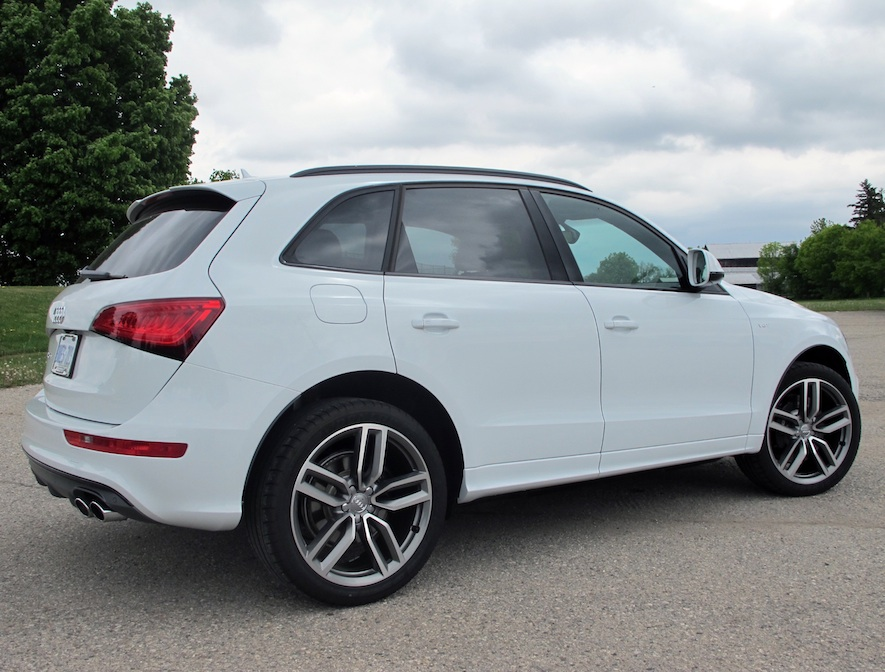 2015 Audi Sq5 Review Wheels Ca