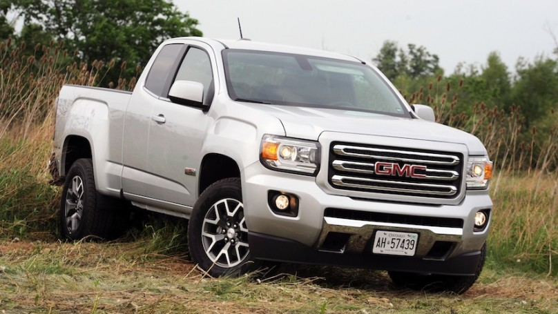 pros and cons of the gmc canyon autos post. Black Bedroom Furniture Sets. Home Design Ideas
