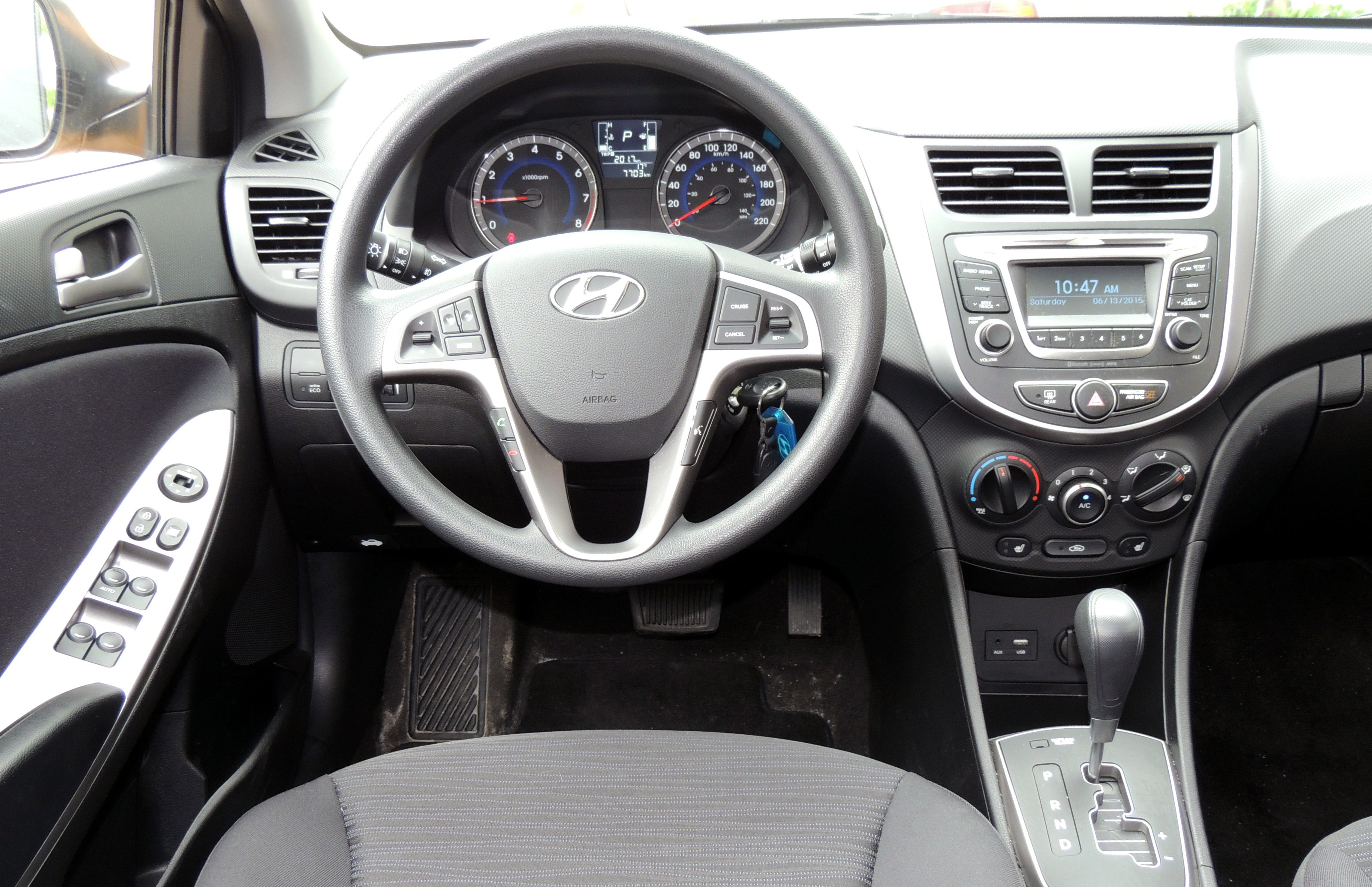 2015 Hyundai Accent Se Review Wheels Ca