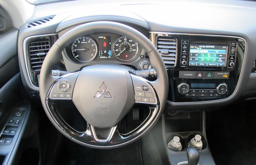 2016 Mitsubishi Outlander Cuv Review