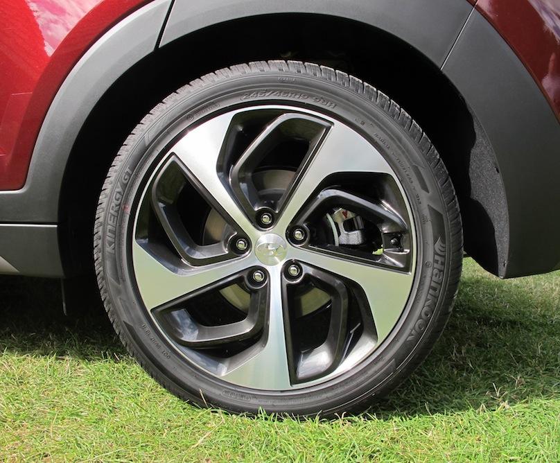2016 Hyundai Tucson Review Wheels Ca