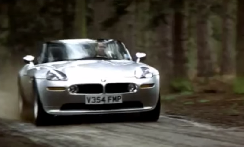 James Bond cars: BMW Z8