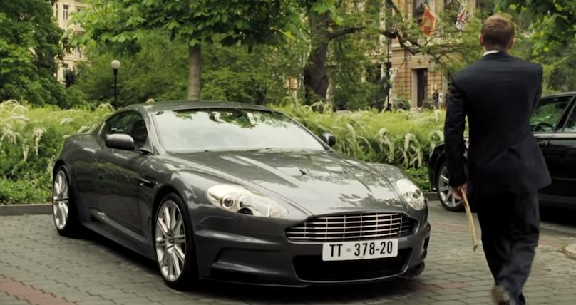 2006 Aston Martin DBS V12
