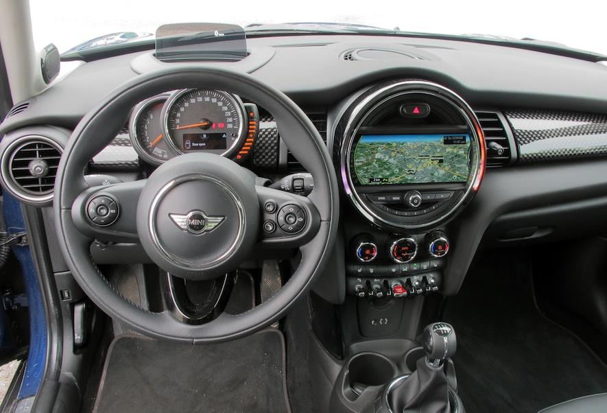2015 Mini Cooper S 5 Door Review Wheelsca