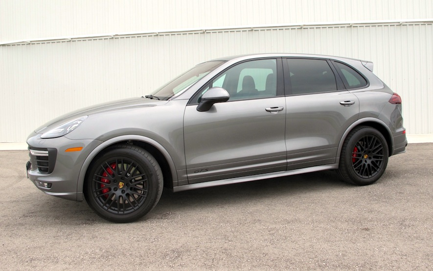 2016 Porsche Cayenne Gts Suv Review Wheels Ca