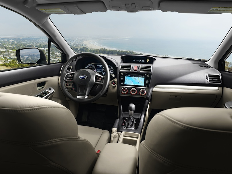 2015 Subaru Impreza 2 0i Limited 4 Dr With Tech Review Wheels Ca