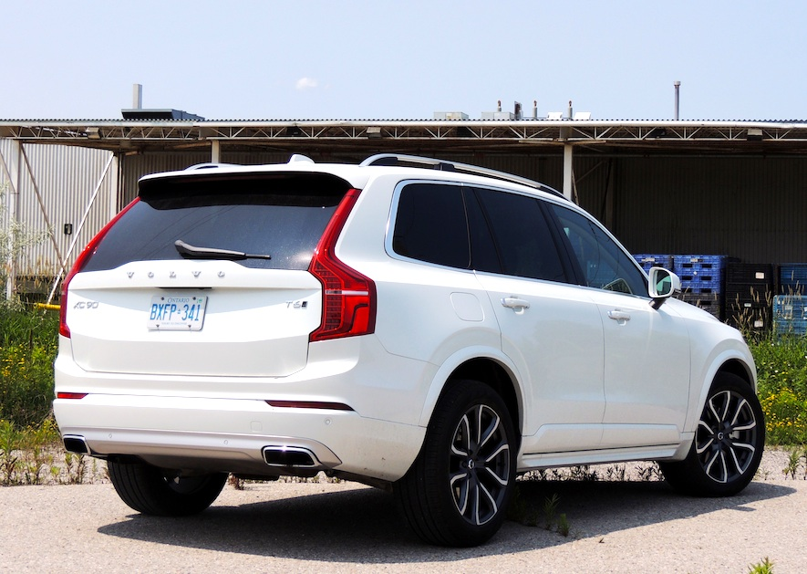 2016 Volvo Xc90 T6 Awd Review Wheels Ca