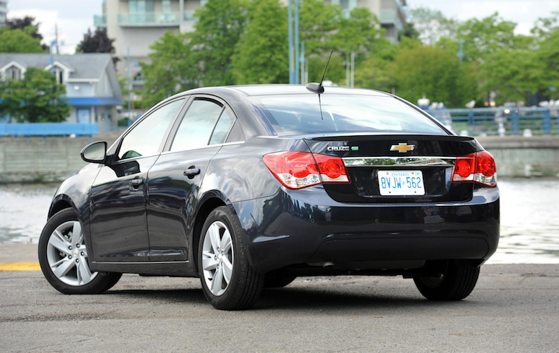 Chevy Cruze Diesel For Sale >> 2015 Chevrolet Cruze 2.0 TD Review – WHEELS.ca