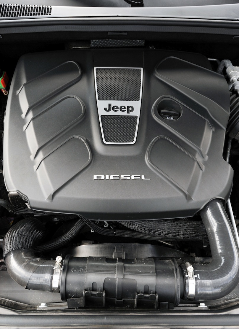 2015 Jeep Grand Cherokee Overland 4X4 EcoDiesel Review