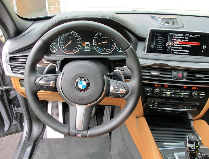 2015 Bmw X6 Xdrive50i Review Wheels Ca
