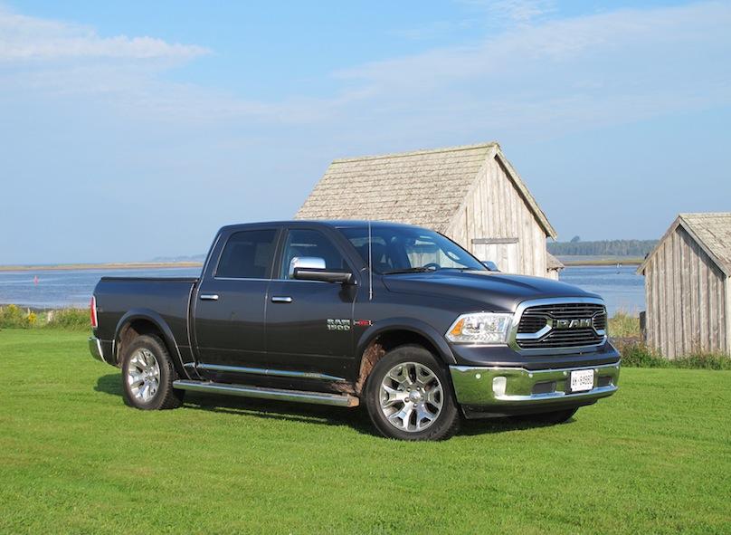 Dodge Ram 1500 Ecodiesel >> 2015 Ram 1500 EcoDiesel Review – WHEELS.ca