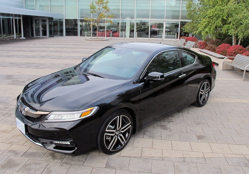 2016 Honda Accord Sedan And Coupe Review Wheels Ca