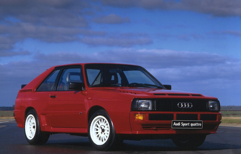 10 best audis of all time wheels ca Old Audi A4 audi quattro 1980 1991