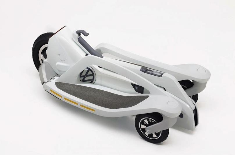 Volkswagen – Last Mile Surfer