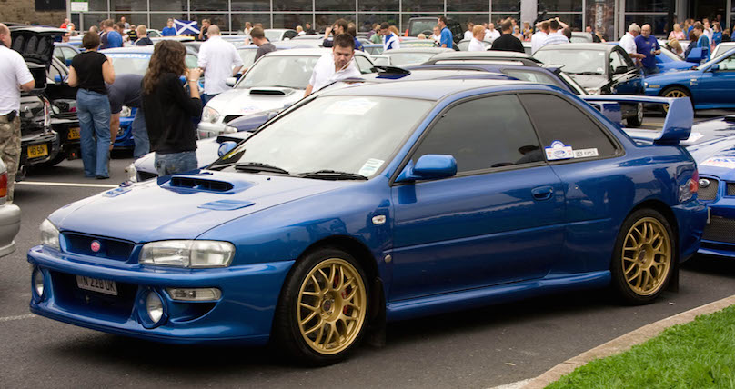 Top 10 Subarus Of All Time Wheelsca