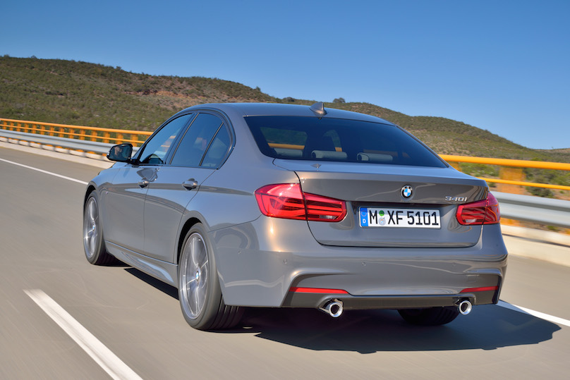 Preview Bmw S 340i Updates A Blast To Drive Wheels Ca
