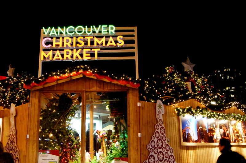 Christmas Craft Markets Vancouver