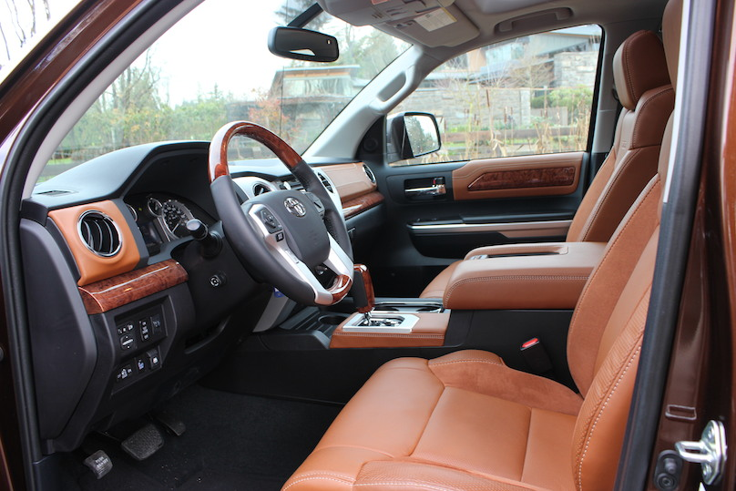 2016 toyota tundra 1794 edition gritty but classy. Black Bedroom Furniture Sets. Home Design Ideas