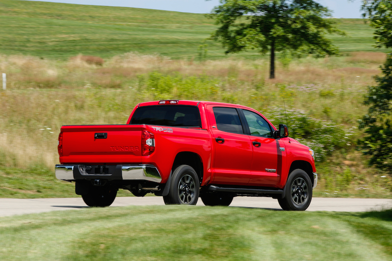 Toyota Introduces The All New 2016 Tacoma And Tundra Trd