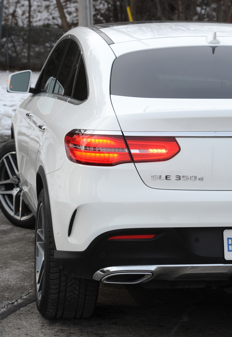 2016 Mercedes Benz Gle 350d Putting The Sport In Sport