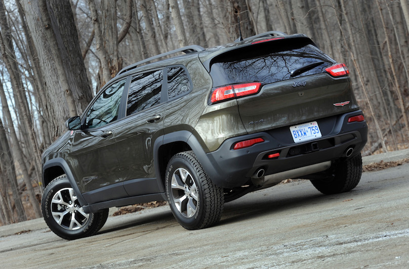 The trail-rated Jeep Cherokee Trailhawk – WHEELS ca