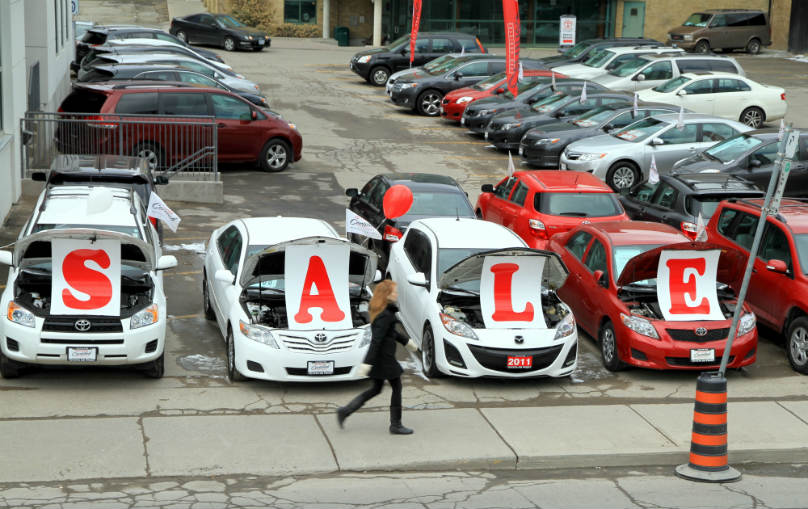 Does A Car Dealer Have To Disclose An Accident